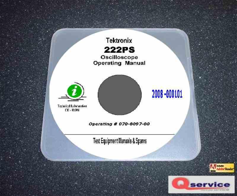 Tektronix Manual SM - PDF Free Download