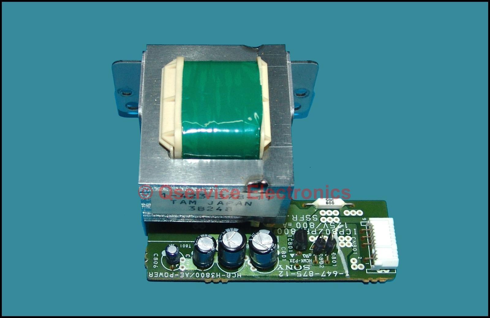 Qservice Electronics Tektronix Oscilloscope Parts & Manuals