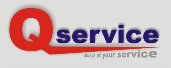 Qservice tech shop